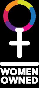 Women owned logo