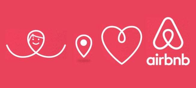 AirBNB travel site