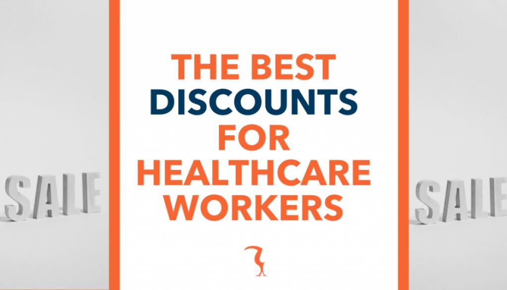 Best Nurse Discounts 2021 blog